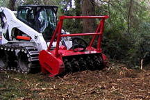 Mulching in the Pacific NW